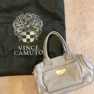 Vince Camuto grey handbag